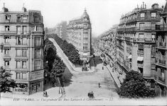 Rue Caulaincourt Paris 18ème