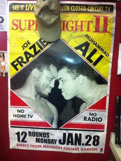 Ali-Frazier Poster