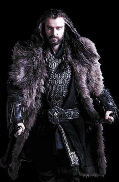 Richard Armitage as the mighty Thorin Oakenshield in 'The Hobbit'