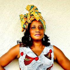 Maco Headwrap, African HeadWrap
