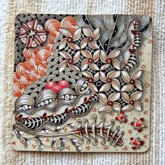 Lily's Tangles: Zentangle@