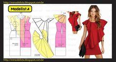 ModelistA: RED DRESS