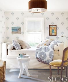 A Chic and Cozy Sitt