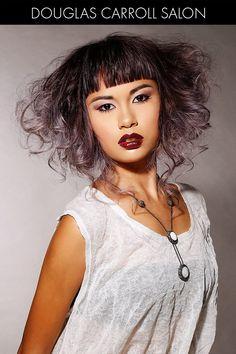 Fun Purple Hair Color for Summer Gorgeous Hair Color, Hair Color Purple, Popular Hairstyles, Latest Hairstyles, Everyday Hairstyles, Summer Hairstyles, Trends, Prom Hair, Hair Looks