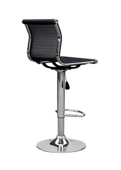 http://www.bonsoni.com/raridi-grey-bar-stool-pair-by-sherman  Raridi Grey Bar Stool (Pair) by Sherman is This elegant and striking bar stool is a fabulous designer led piece. Chrome base with footrest and gas-lift mechanism. Assembly required. Sold in boxes of two.   http://www.bonsoni.com/raridi-grey-bar-stool-pair-by-sherman