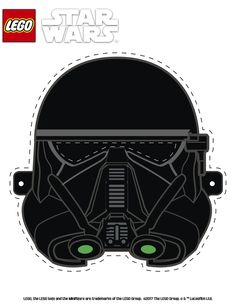 Join the force with this fun LEGO Star Wars print out mask. - Star Wars Bday - Ideas of Star Wars Bday - Join the force with this fun LEGO Star Wars print out mask. Star Wars Baby, Theme Star Wars, Lego Star Wars, Star Wars Games, Star Trek, Star Wars Quotes, Star Wars Humor, Masque Star Wars, Citations Star Wars