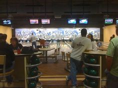 Thunder Alley, Leland, NC - where our team, the Alley-Gators bowl.