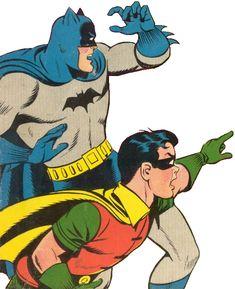 Batman and robin Batman 1966, Batman Art, Batman Robin, Comic Book Covers, Comic Books Art, Comic Art, Nightwing, Batgirl, Supergirl