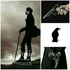 Six of Crows - Kaz Brekker, dirtyhands 《celestial.addi》