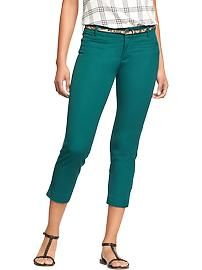 Women's The Pixie Stretch-Twill Cropped Pants