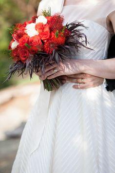 Royal Botanic Garden Wedding in Sydney from Daniele Del Castillo Wedding Wishes, Wedding Bride, Floral Wedding, Wedding Flowers, Wedding Bells, Lace Wedding, Bride Bouquets, Bridesmaid Bouquet, Flower Bouquets