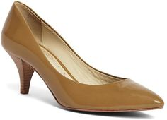 Brooks Brothers Kid Patent Kitten Heel on shopstyle.com.au