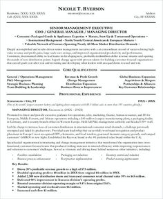 Resume Samples For Sales Executive Review This Sales Executive Resume Sampleit Is Loaded With .