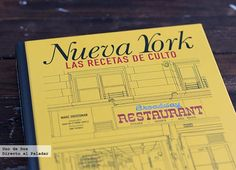 Nueva York, las recetas de culto. Libro de recetas #recetas #libros #NewYork