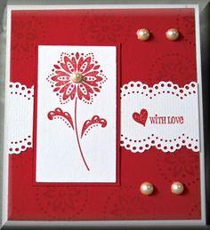flower red white