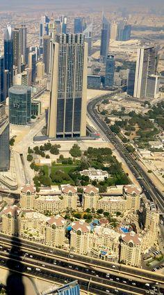 Dubai In the shadow of the Burj Khalifa