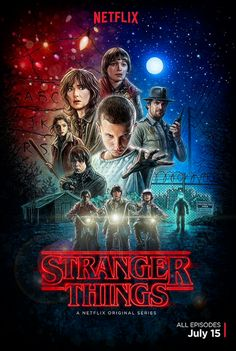 Stranger Things (Netflix), 2016