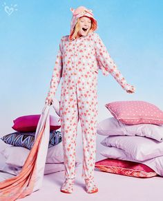 Visit the Justice Sleepover Shop for every stay-comfy-all-night necessity!
