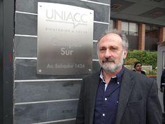 Mayo: Frank Totino en UNIACC