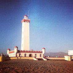 Faro Monumental de La SerenalaAvenida del Marde la ciudad deLa Serena Chile-29.905667, -71.274272