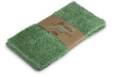 Amazon.com: Shaggie Chenille Dish/Washcloth, 10-Inch-by-10-Inch, Moss: Home & Kitchen
