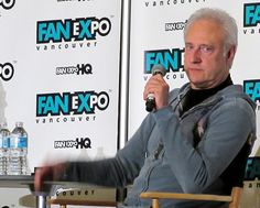 Brent Spiner is looking at me!!! FanExpo Vancouver