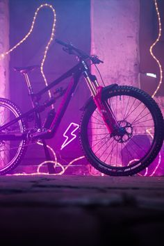 """""""Rave all night, Ride all day"""", introducing Meg Wyte's Custom Nukeproof Mega 275c. She's a Downhill and Enduro racer, gravel rider and full-time manager of a local bike shop. Meg Whyte is an example of someone who lives, breaths and loves bikes. A love born from seasons """"living the MTB dream"""" in Morzine and cemented by life as a student in North Wales. Custom bike by EliteRefinish. Best Mountain Bikes, Mountain Bike Trails, Women's Cycling Jersey, Cycling Jerseys, Womens Cycling Kit, Electric Mountain Bike, Cycling Outfit, Custom Bikes, Cross Country"""
