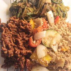 We had some mince to use the other day and I didn't fancy any of the old favourites I normally resort to with mince! The hubby suggested Chinese chilli beef. The only thing missing from this Chines…