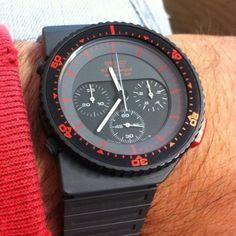 #Seiko #Giugiaro Wristwatches, Seiko, Vintage Japanese, Citizen, Omega Watch, Accessories, Jewelry Accessories