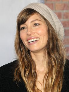 Famous Actress Jessica Biel-Timberlake From Old 7th Heaven Tv Show Playing For Keeps Movie.