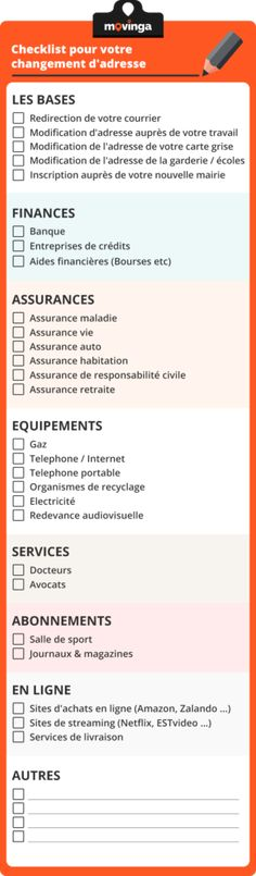Your checklist for changing your address when moving – argon-toptrendspi… – Finanzen