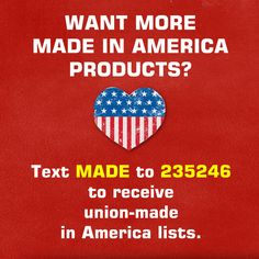 Your Favorite Made-in-America Products? Here's What You Said