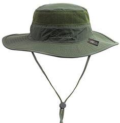 ac06b76b38e Camo Coll Outdoor Sun Cap Camouflage Bucket Mesh Boonie Hat (Army Green