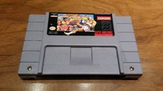 Street Fighter II Turbo super Nintendo snes video game console system 2 video game - pinned by pin4etsy.com