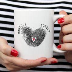 Shop Now! Fingerprint Heart...  http://www.blueponystyle.com/products/fingerprint-heart-personalised-mug?utm_campaign=social_autopilot&utm_source=pin&utm_medium=pin   #etsymntt #EtsySocial #ESLiving #EpicOnEtsy #etsyretwt #gift #ATSocialUK  #shopifypicks