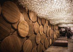 Shustov Brandy Bar / Studio Belenko