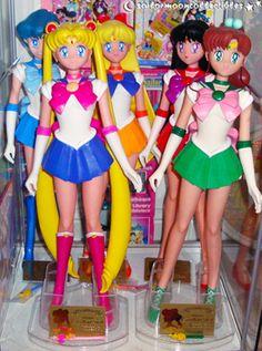 Objective Sailor Moon Saturn Excellent Sailor Team Bandai Japan Doll Bambola Low Price Bambole