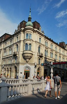 Enjoyable Ljubljana http://www.travelandtransitions.com/destinations/destination-advice/europe/