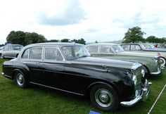 1956 Four-door Saloon by H.J. Mulliner (chassis B42BA, design 7401)
