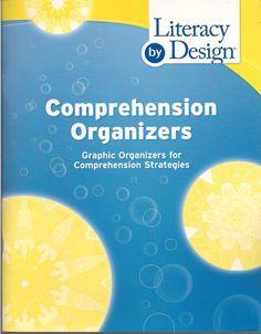 Literacy by Design Comprehension Organizers Grades 3-5 ©2008 language arts book isbn 1418948454 LA2