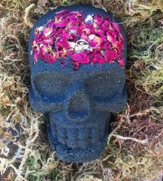 Seems like a great gift idea! Toxic Bitch Craft Black Bath Bomb Skull Bath Bomb by POPNatural