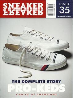 Sneaker Freaker Magazine Issue   35 Pro-Keds bd45c2d81