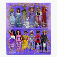 Share this and show your support for the Disney Leading Ladies in hopes that one day these, and other characters, will be made. Alice, Wendy, Anita and Perdita, Maid Marian, Eilonwy, Jessica Rabbit, Esmeralda, Megara, Jane, Kida, Mrs. Incredible, and Sgt. Calhoun. Alice, Anita, Maid Marian and Jessica were photoshopped by me. Wendy is by vintagedollmx, and Eilonwy is by Kitten_Blue_777. The rest of the dolls at the bottom really were made at one time or another. ImNotBad.com