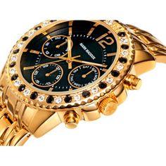Reloj Mark Maddox Mujer MM6004-55 Golden Chic