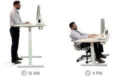 Smart Standing Desk - Only $299 for a healthier way to work