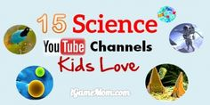 science youtube channels for kids