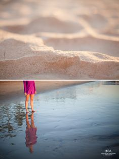 Beach photography tips via Click it Up a Notch