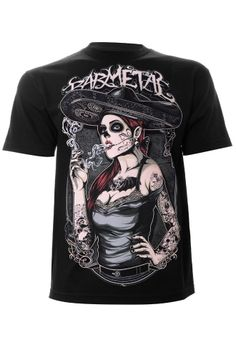 60c74a0994b0 Barmetal Smoked Men s T-Shirt  39.33 Masculine Style, T Shirts For Women,  Cool