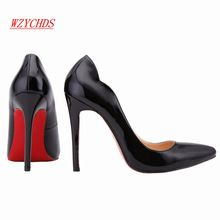 WZYCHDS Top Quality 2016 Women Shoes Red Bottom High Heels Sexy Pointed Toe Red Sole Wedding Shoes Chaussure Escarpins Semelle     Tag a friend who would love this!     FREE Shipping Worldwide     Get it here ---> http://jewelry-steals.com/products/wzychds-top-quality-2016-women-shoes-red-bottom-high-heels-sexy-pointed-toe-red-sole-wedding-shoes-chaussure-escarpins-semelle/    #gold_earrings