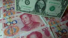 ECONOMY OECD arvioi, että kiinalaisyritysten velka suhteessa bruttokansantuotteeseen on noussut 160 prosenttiin. LEHTIKUVA/AFP